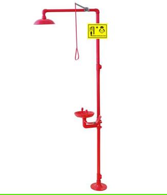 Hình ảnh Bộ rửa mắt và tắm khẩn cấp EW607R