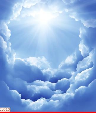 Hình ảnh Tranh dán tường bầu trời CL010