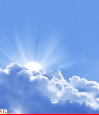 Hình ảnh Tranh dán tường bầu trời CL011