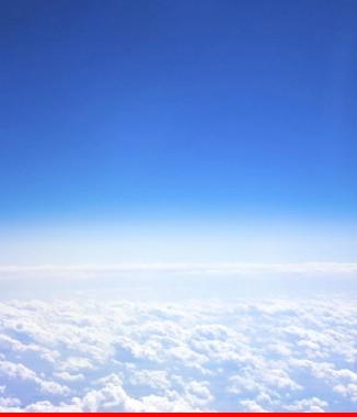 Hình ảnh Tranh dán tường bầu trời CL05