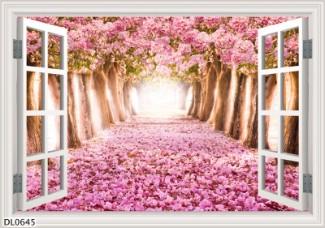 Hình ảnh Tranh dán tường DL0645