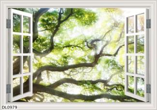 Hình ảnh Tranh dán tường DL0979
