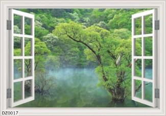 Hình ảnh Tranh dán tường DZ0017