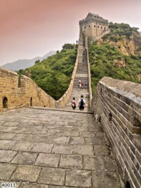 Hình ảnh Tranh dán tường phong cảnh A0011