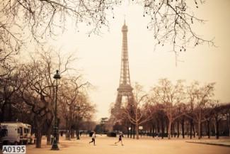 Hình ảnh Tranh dán tường phong cảnh A0195