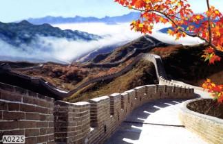 Hình ảnh Tranh dán tường phong cảnh A0225