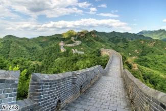 Hình ảnh Tranh dán tường phong cảnh A0248