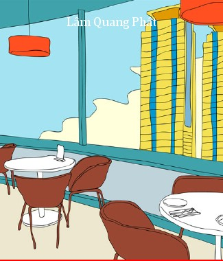 Hình ảnh Tranh dán tường style m-031