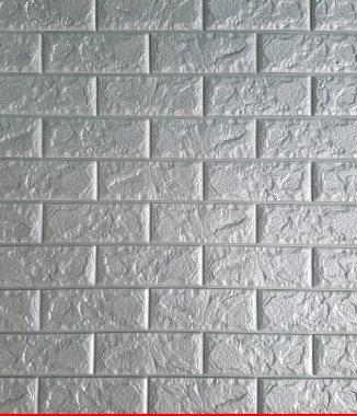 Hình ảnh Xốp dán tường màu ghi