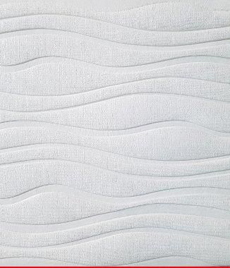 Hình ảnh Tấm xốp dán tường vân sóng